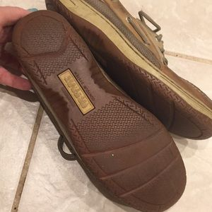 Sperry shoes size 10,5M